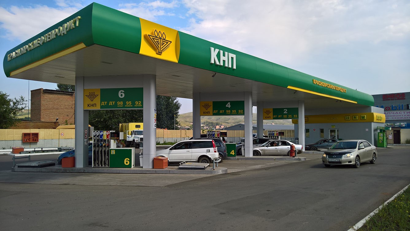 КНП предоставил волонтёрам скидки на бензин