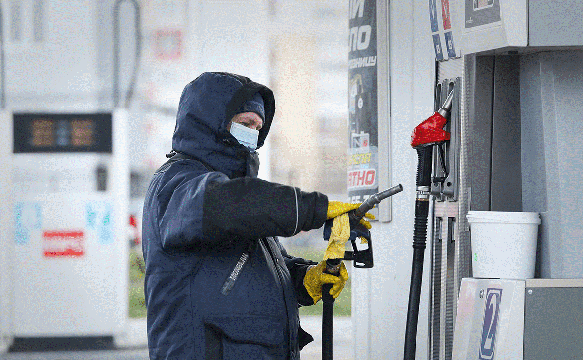 Май «заморозил» цены на топливо в Брянской области