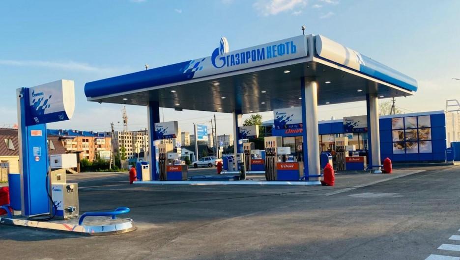 Сеть АЗС «Газпромнефть» расширяет свое присутствие в Алтайском крае