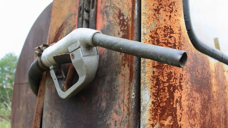 В Пермском крае резко подорожал бензин