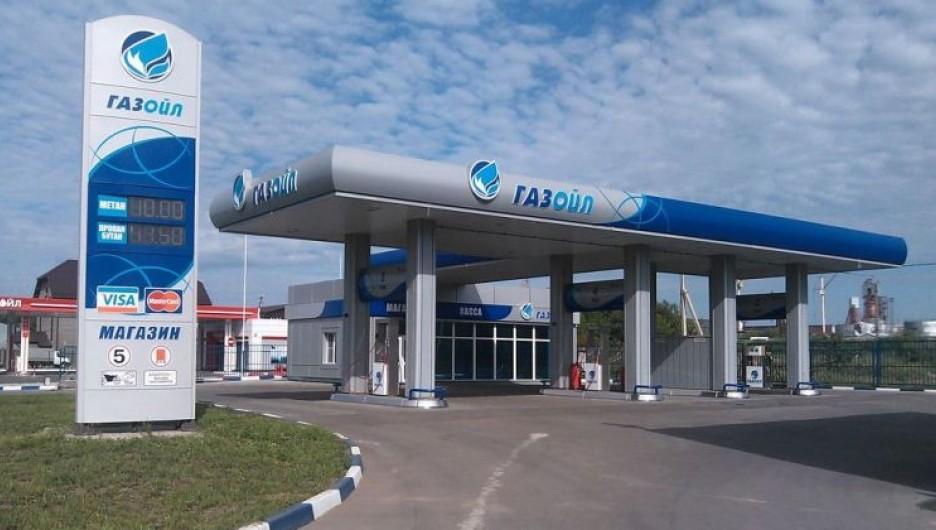 На АЗС Новосибирска резко выросли цены на газ