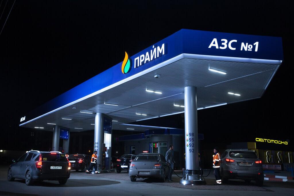 На новосибирских АЗС выросли цены на бензин и дизельное топливо