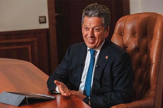 Наиль Маганов: «Мы запустили проект восстановления стоимости компании»