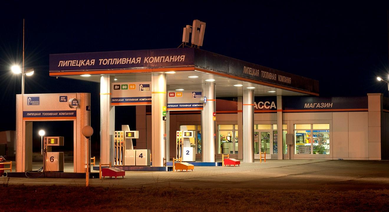 С ушедших в небытие липецких заправок требуют уже 1,6 млрд рублей долгов