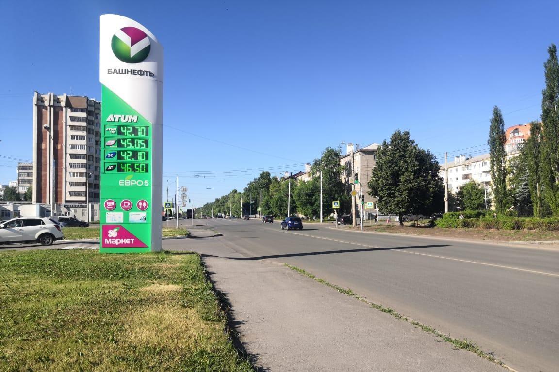 В Башкирии подорожало топливо