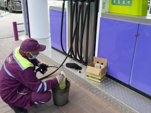 «ТЭС» опубликовал результаты анализа качества нефтепродуктов на азс