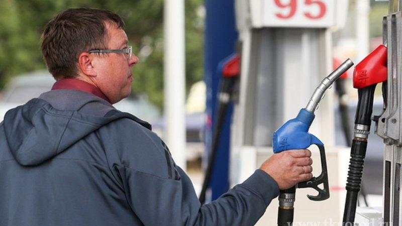 Бензин в Братске подорожал второй раз за лето