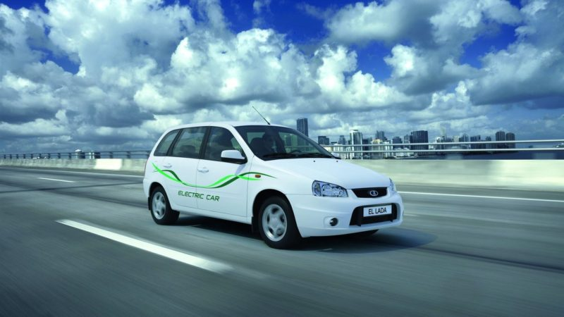 Почему россияне не хотят пересаживаться на электромобили