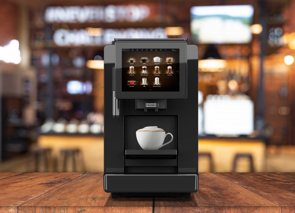 Размер имеет значение! Компания «Франко» представила компактную суперавтоматическую кофемашину Franke A300 для пиццерий и точек со средней проходимостью.