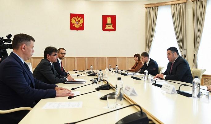 «Шелл Нефть» расширит производство в Тверской области и создаст индустриальный парк