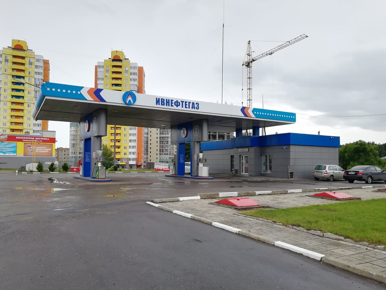 Цены на бензин в Иванове выросли в 2,5 раза больше, чем в среднем по России