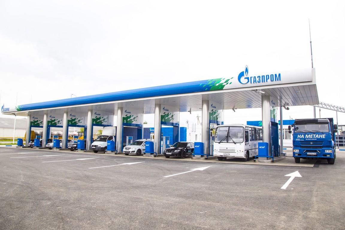 В Омской области число АЗС для заправки экологичным метаном увеличится до пяти