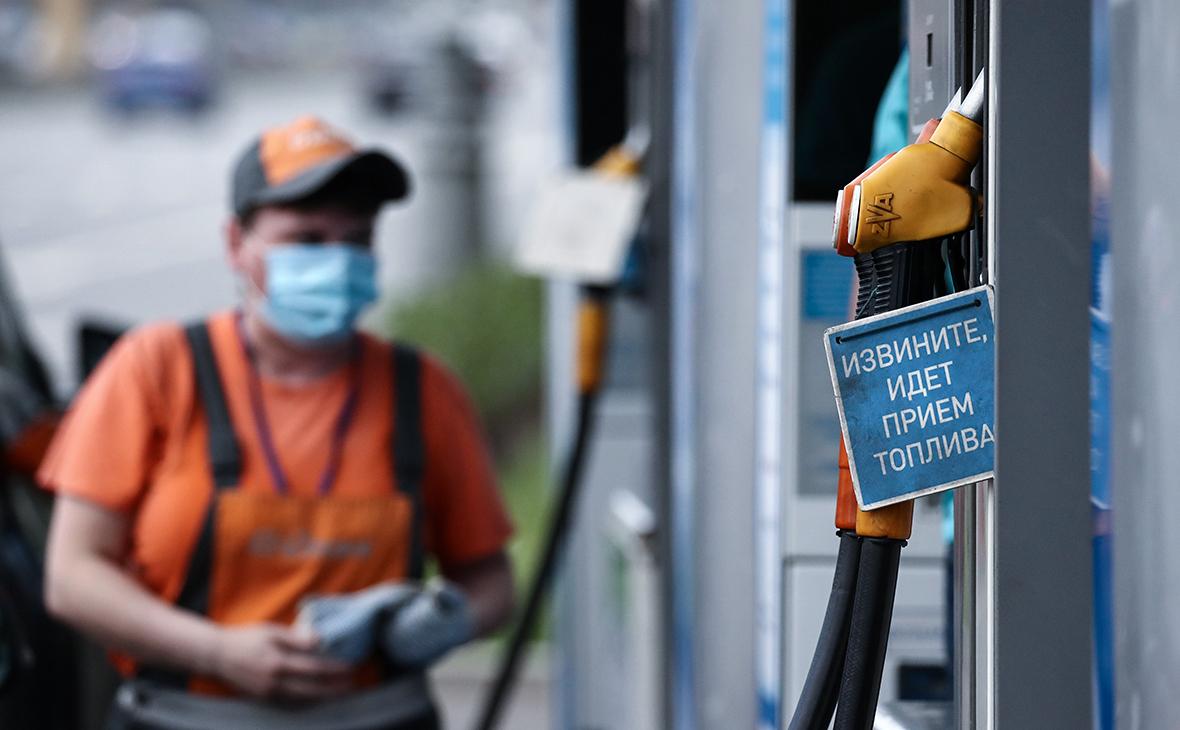 Владельцы независимых АЗС попросили ограничить рост оптовых цен на бензин