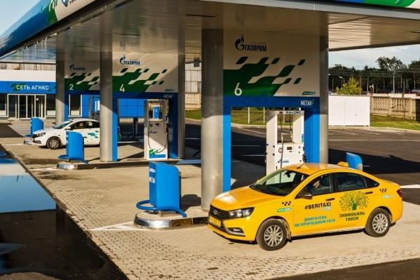 Россияне получат по 80 тысяч для переоборудования машины на метан