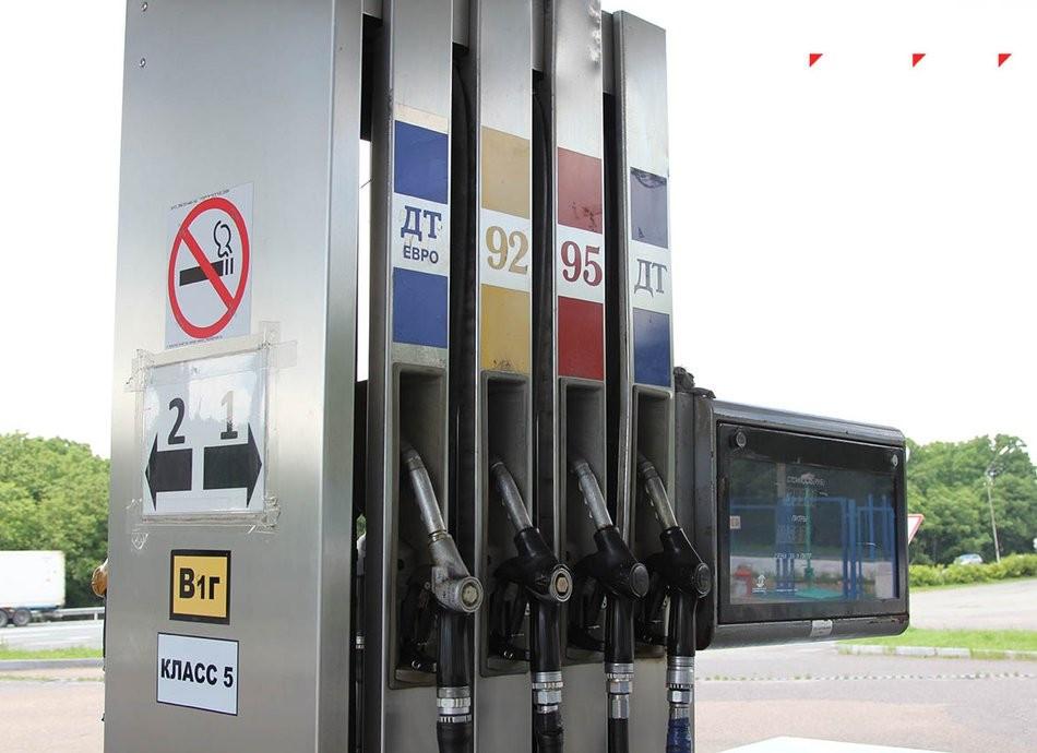 Дальневосточные регионы оказались в лидерах по доступности бензина