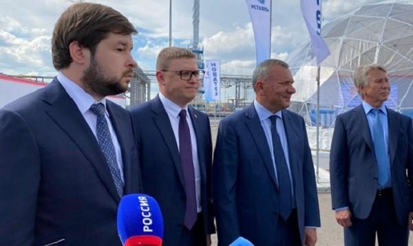 «НОВАТЭК-Челябинск» запустил малотоннажный СПГ-завод мощностью 40 тыс. тонн в год