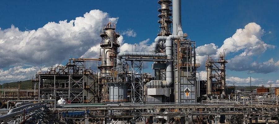 Роснефть в конце 2020 г. планирует провести капремонт основных установок Комсомольского НПЗ