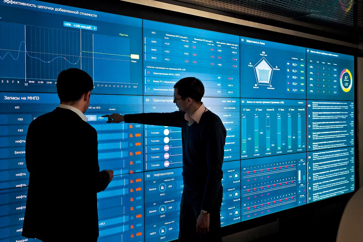 Совет директоров «Газпром нефти» оценил экономический эффект цифровой трансформации бизнеса