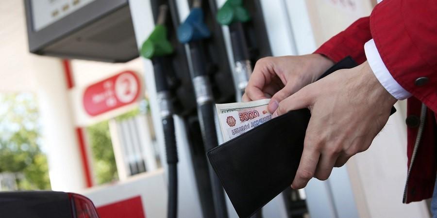 Цены на бензин в России с начала 2020 г. выросли на 2,1%