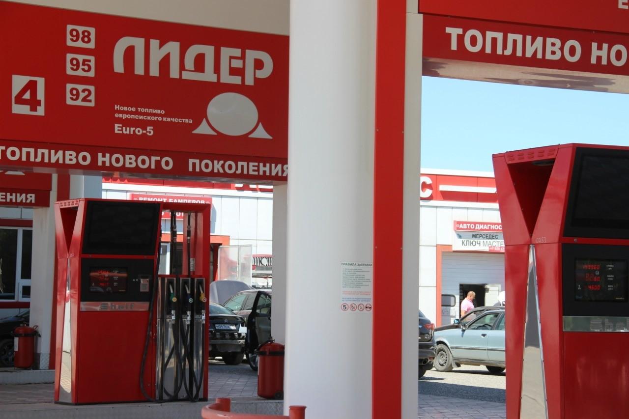 Заправки Грозного обязали ввести безналичный расчет