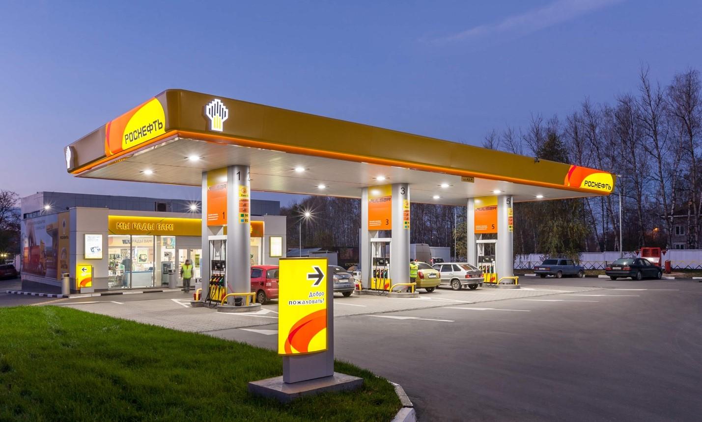Пять новых автозаправок Роснефть планируют построить в Забайкалье