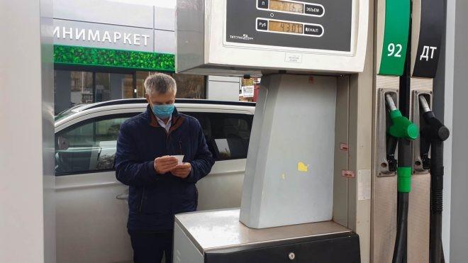 Автозаправки Владимирской области стали меньше бодяжить топливо