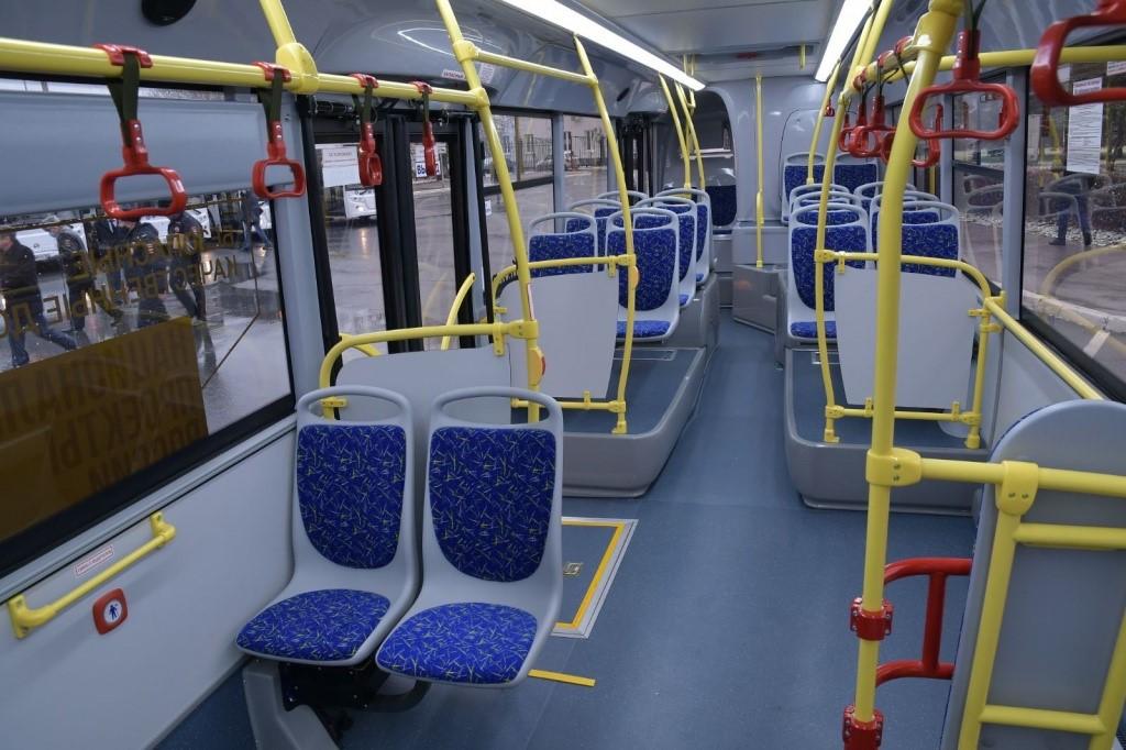 Для газомоторных автобусов АТП-3 в Тольятти хотят открыть специализированную АЗС