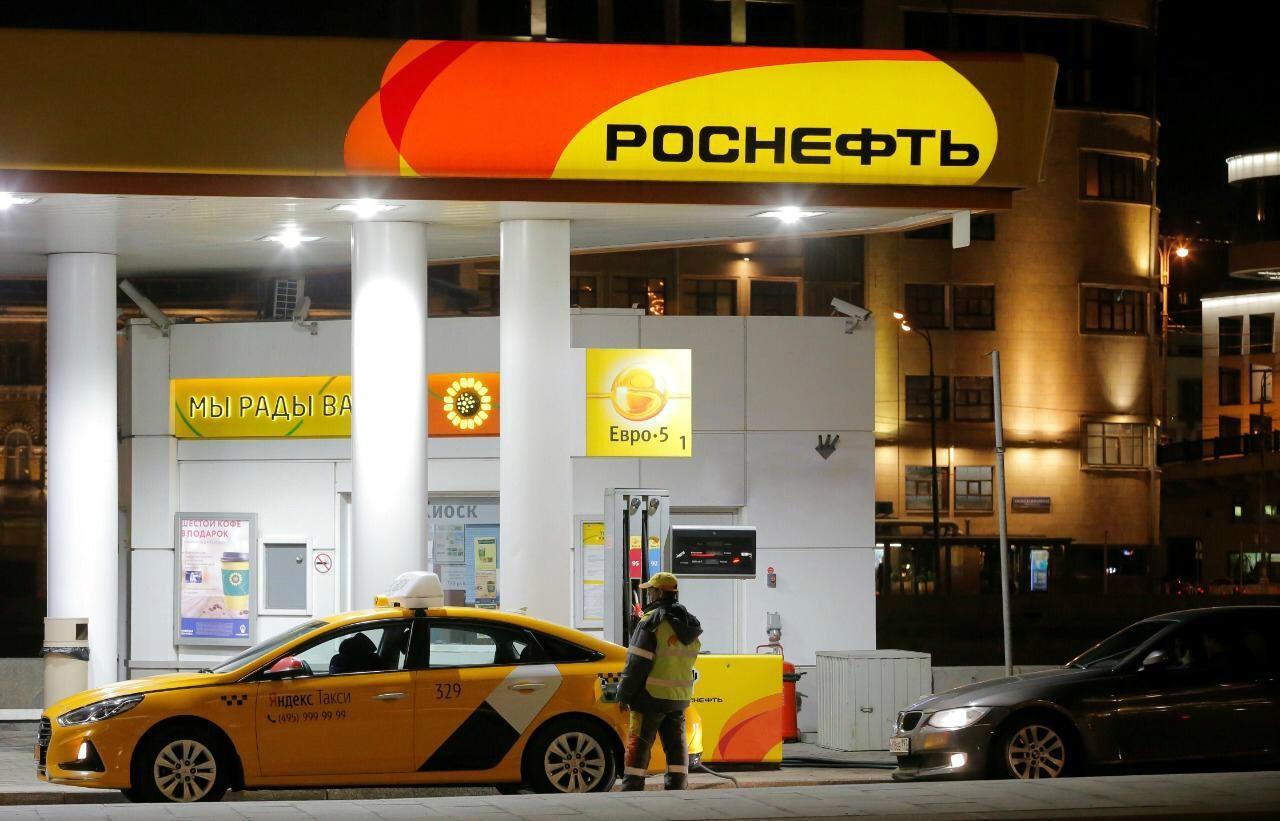 В Твери можно будет дистанционно расплатиться на заправках «Роснефти»