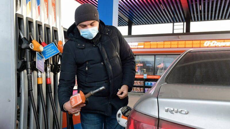 Бензин пошел нарасхват