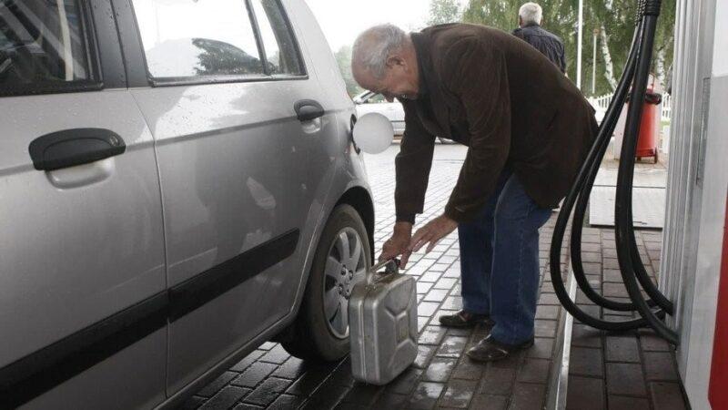 Росстандарт нашёл в Калининграде заправки с некачественным бензином