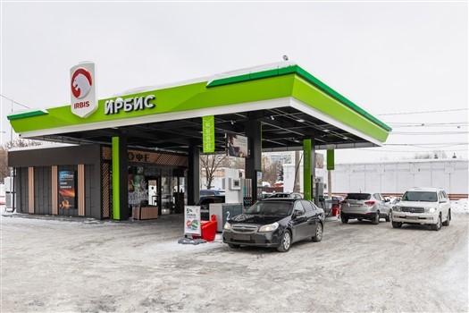В Советском районе Самары открылась первая АЗС Группы компаний IRBIS
