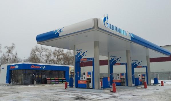 Сеть АЗС «Газпромнефть» открыла пятую автозаправочную станцию в Воронеже