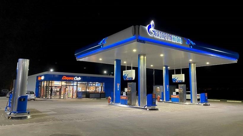 Новая станция сети АЗС «Газпромнефть» открылась в Московской области