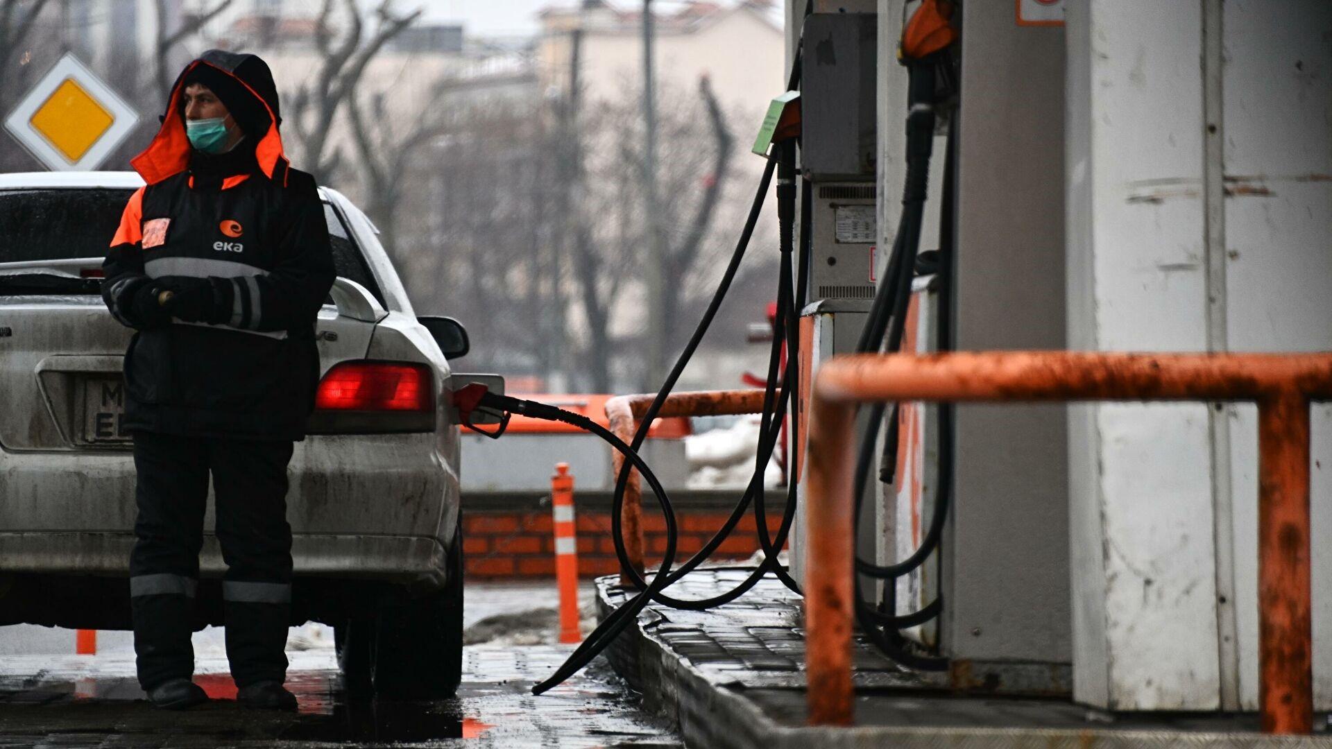 В России бензин с начала года подорожал больше, чем за 2020 год