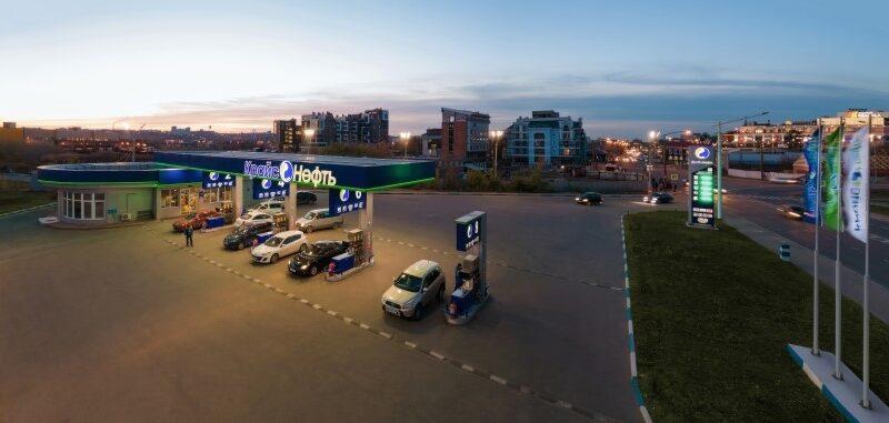 Сеть АЗС «КрайсНефть» обновляет программу лояльности в Иркутской области