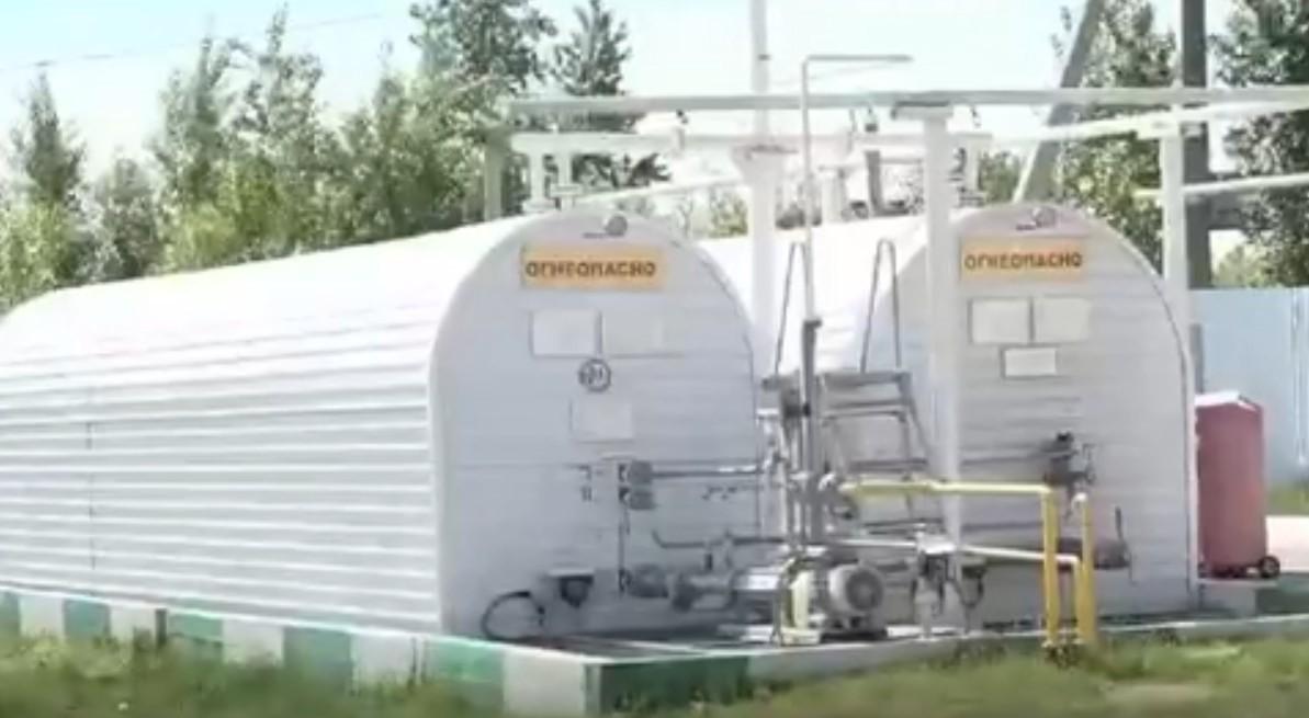 В Ульяновской области откроют три газовых автозаправки