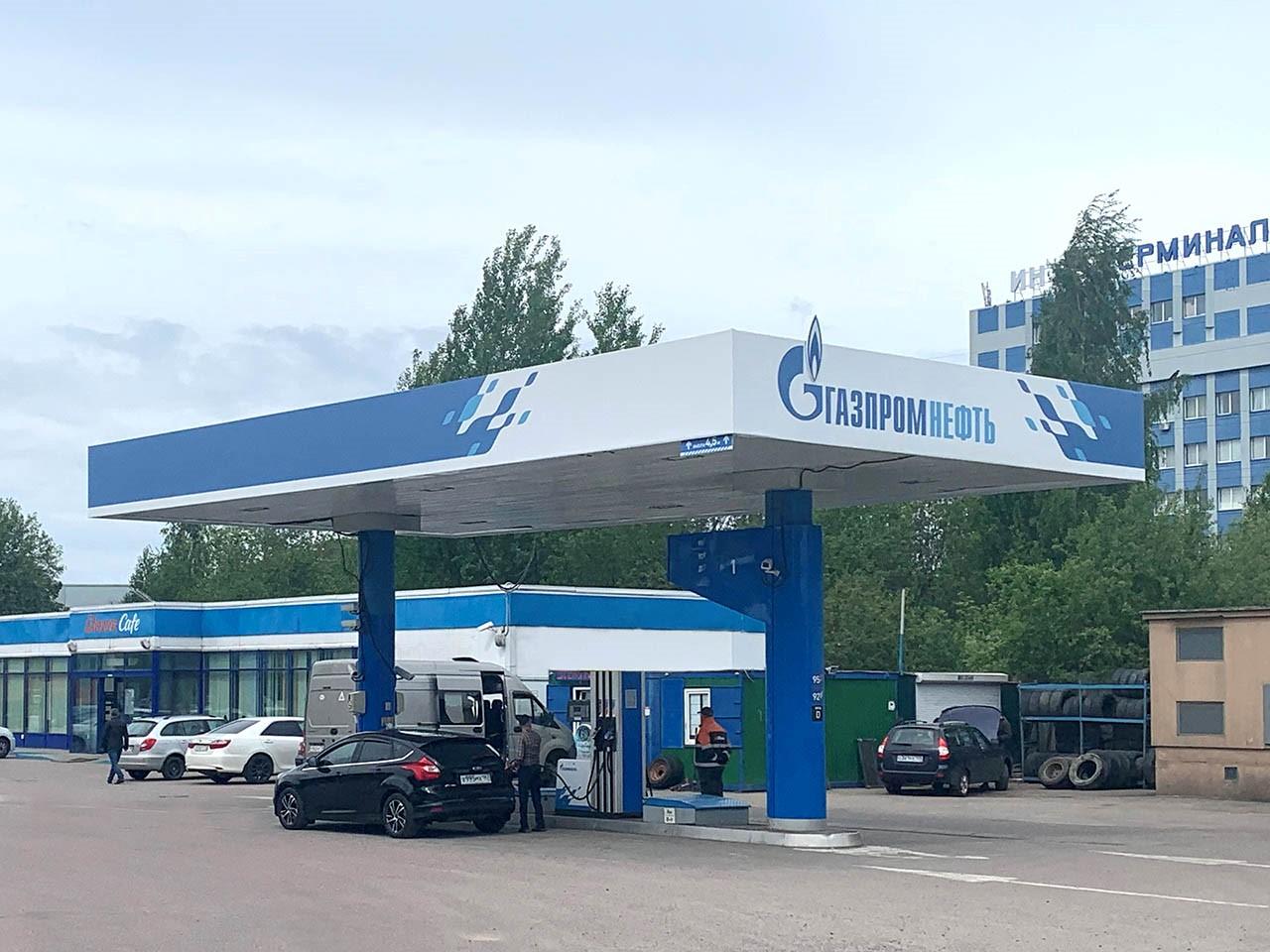 Сеть АЗС «Газпромнефть» увеличилась до 101 станции в Санкт-Петербурге и Ленинградской области