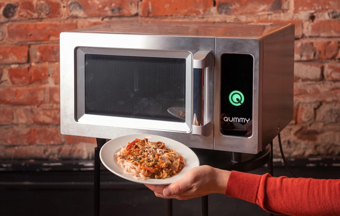 QUMMY (КЬЮМИ) – система ресторанного питания без кухни и поваров.