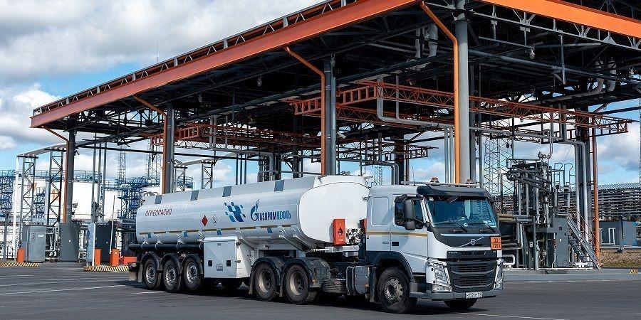 В Свердловской области открылся высокотехнологичный топливный терминал Газпром нефти